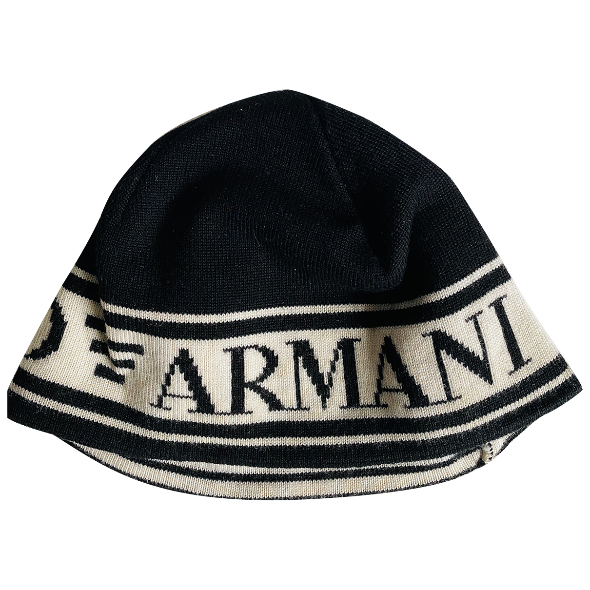 Sombrero / gorro de Lana Emporio Armani