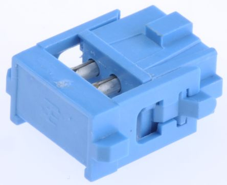 TE Connectivity 6-Way IDC Connector Socket for Cable Mount, 2-Row