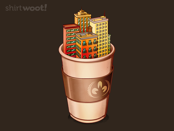 Coffee City T Shirt
