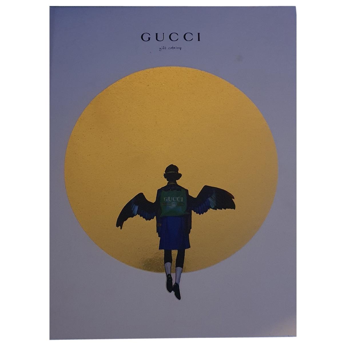 Gucci - Mode   pour lifestyle en coton - blanc