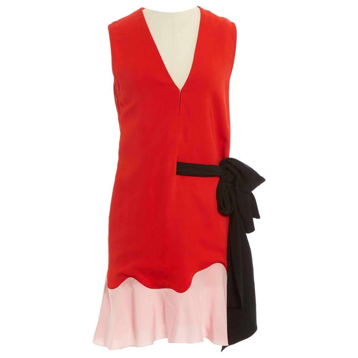 Vionnet \N Red dress for Women 38 FR