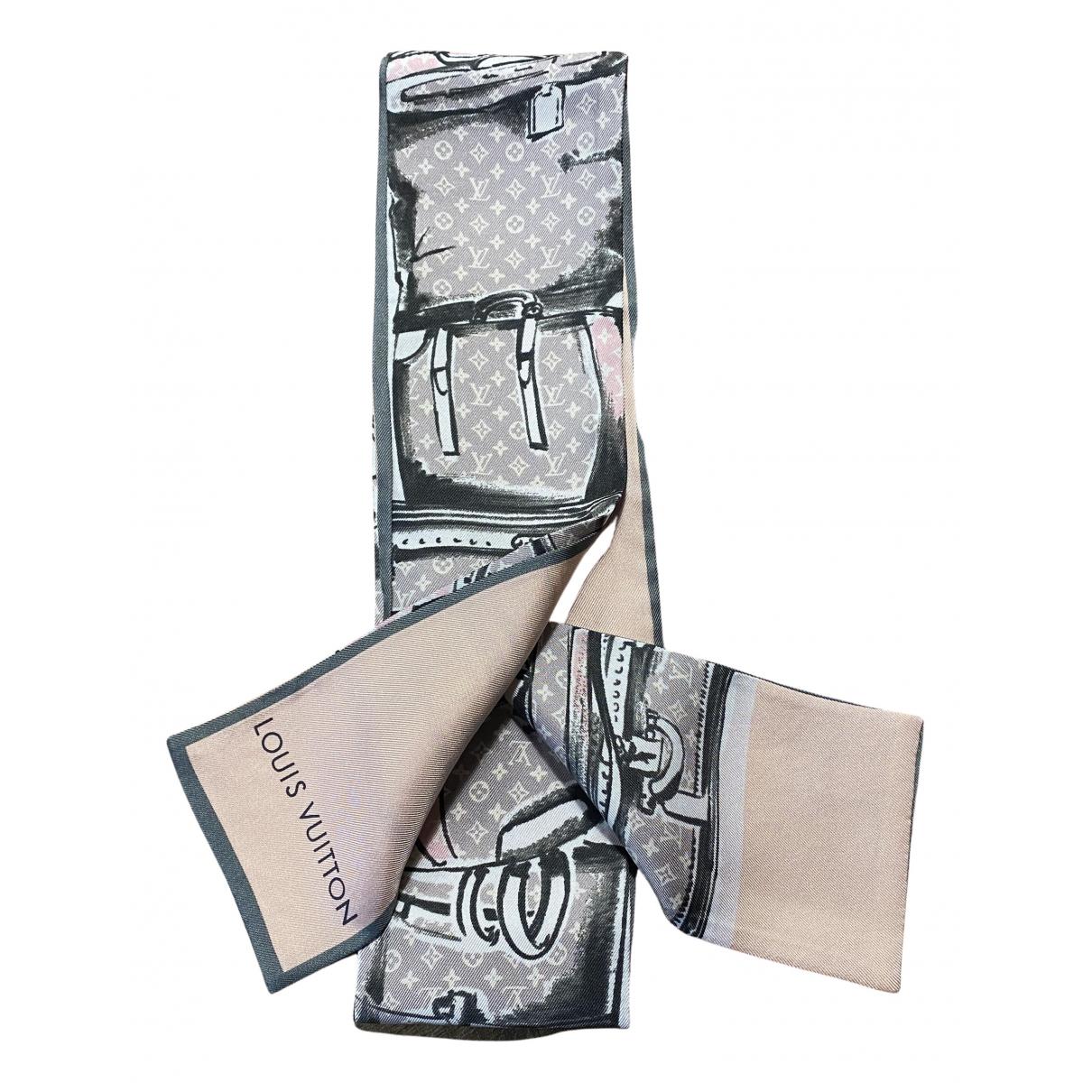 Cuello de Seda Louis Vuitton