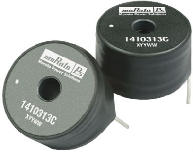 Murata Power Solutions Murata 150 μH ±10% Bobbin Inductor, Max SRF:2.4MHz, Q:46, 6.5A Idc, 42mΩ Rdc, 1400