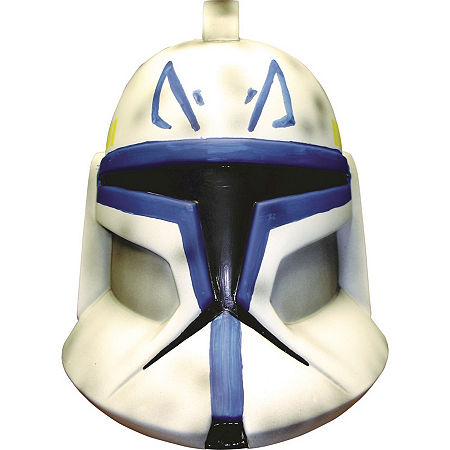 Star Wars Clonetrooper-Rex 2Pc.MaskOne-Size, One Size , Multiple Colors