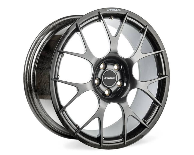 Dymag DYM-7Y_CW3681-CW3685 Carbon 7Y Wheel Package 19x8 | 20x11 McLaren Sport Series 540C / 570S / 570GT (P13) 2016