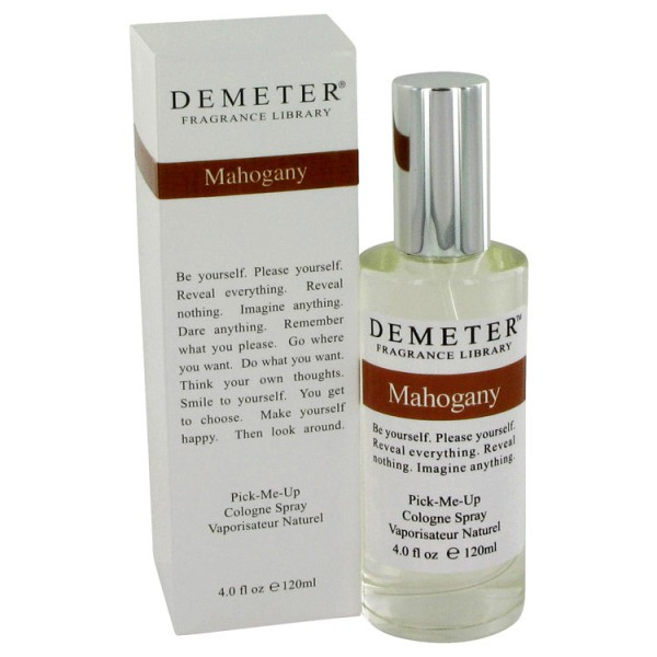 Mahogany - Demeter Colonia en espray 120 ML