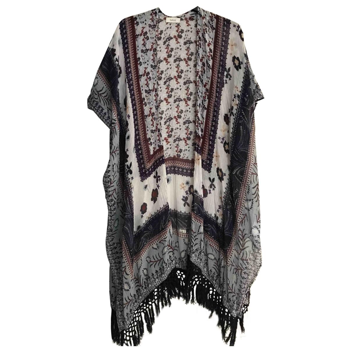 Ba&sh \N Multicolour Cotton jacket for Women One Size 0-5