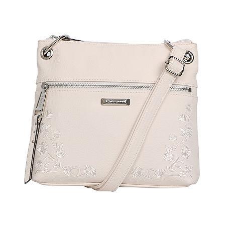 Rosetti Bodhi Mini Crossbody Bag, One Size , White