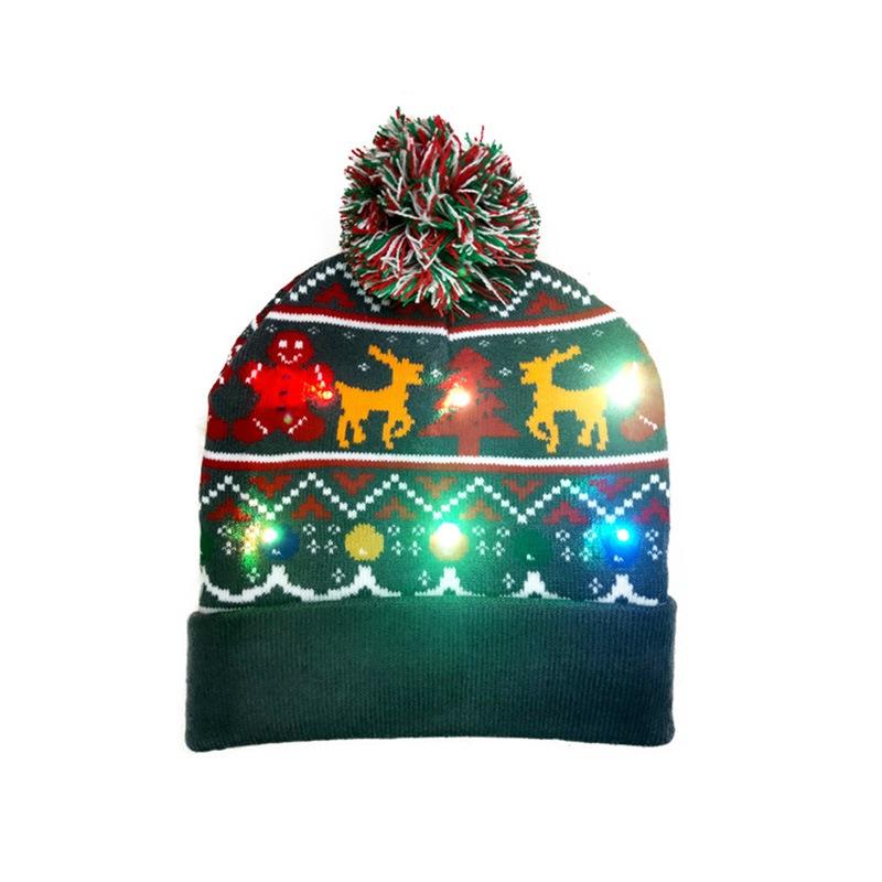 Color Block Christmas Decoration Supplies