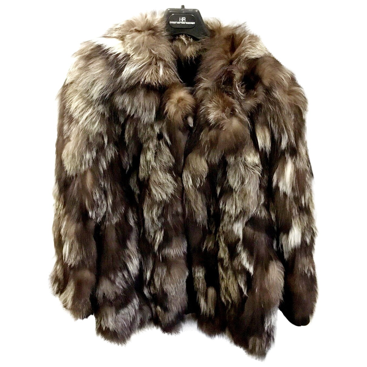 Non Signé / Unsigned \N Silver Fox jacket for Women 42 IT