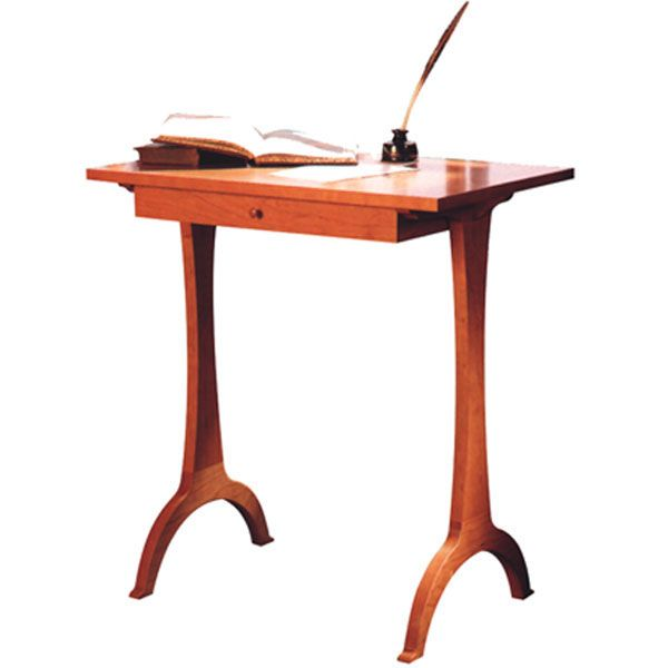 Woodworking Project Paper Plan to Build Shaker Side Table