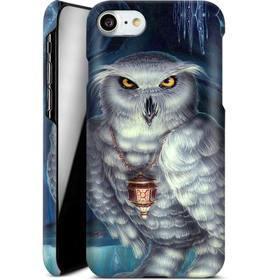 Apple iPhone 7 Smartphone Huelle - Ed Beard Jr - Wizard Messenger Owl von TATE and CO