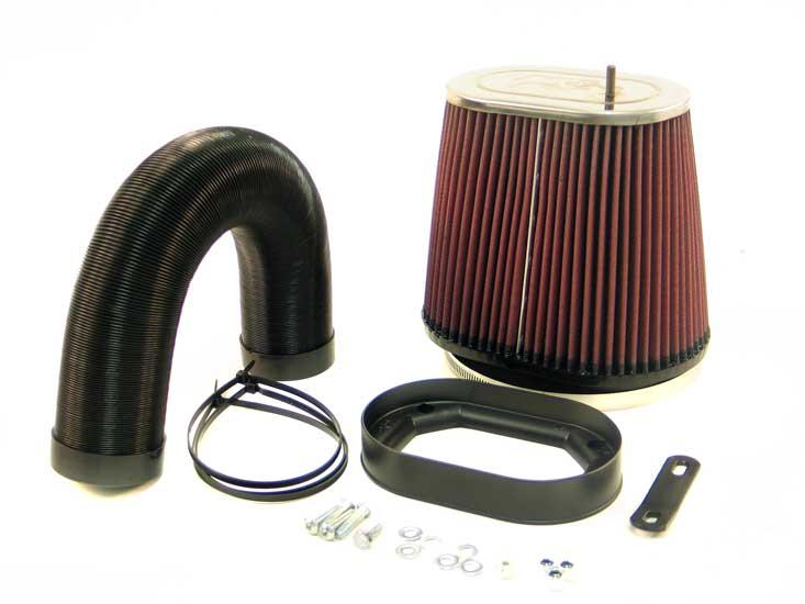K&N 57-0467 Performance Air Intake System