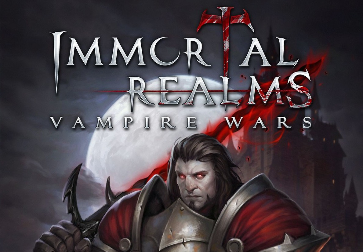Immortal Realms: Vampire Wars EU Nintendo Switch CD Key