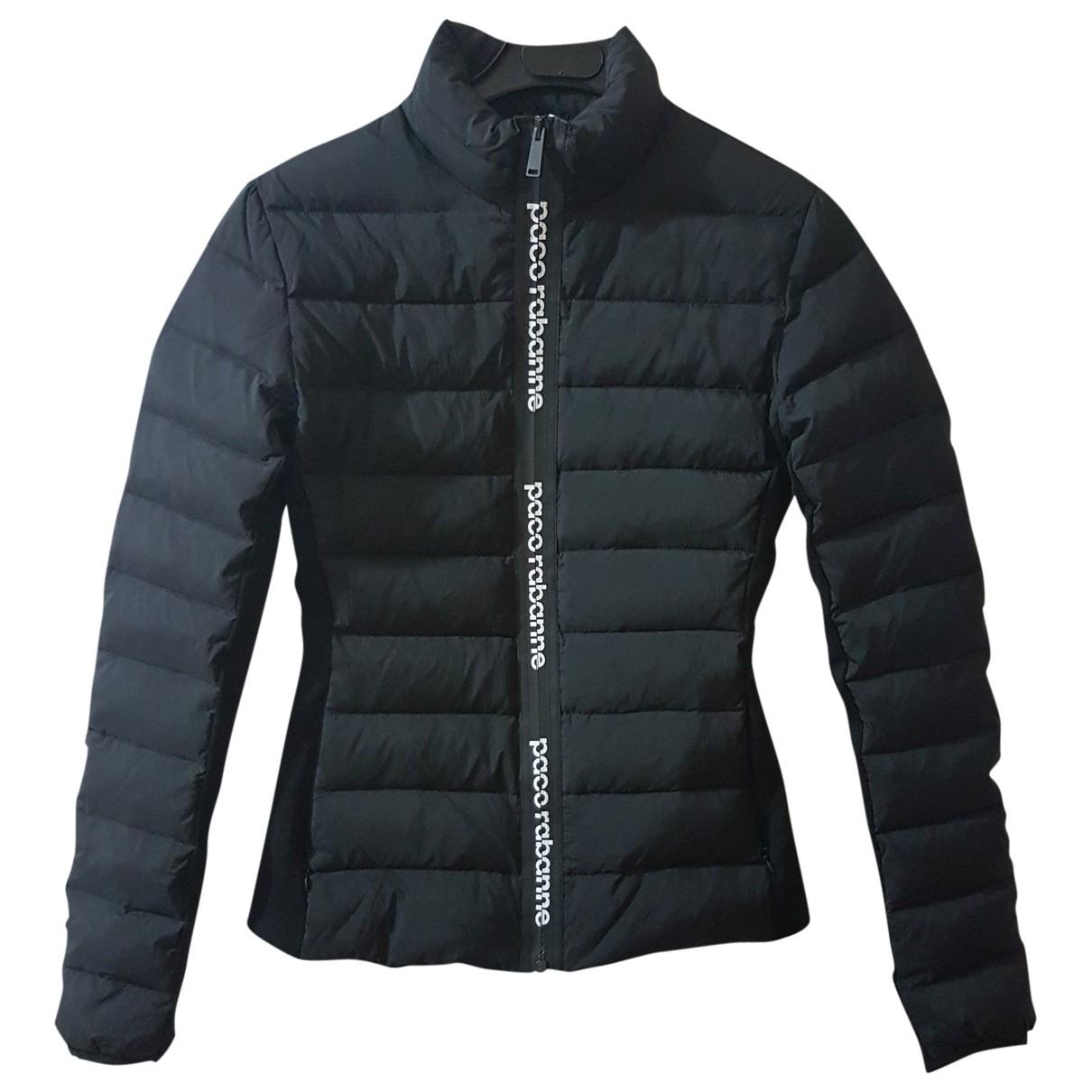 Paco Rabanne \N Black coat for Women XS International