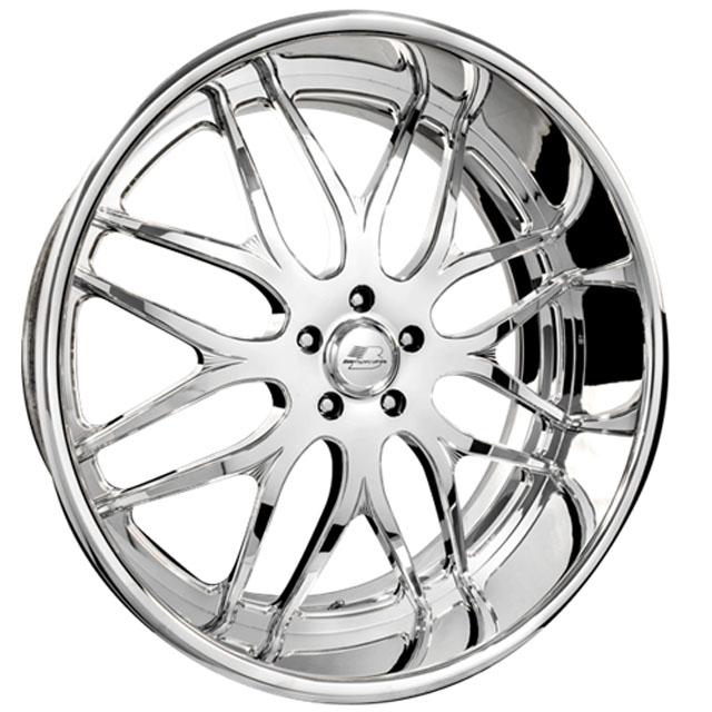 Billet Specialties DT97241Custom BLVD 97 Wheels 24x10