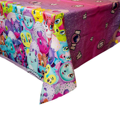 Hatchimals 1 Plastic Tablecover 54