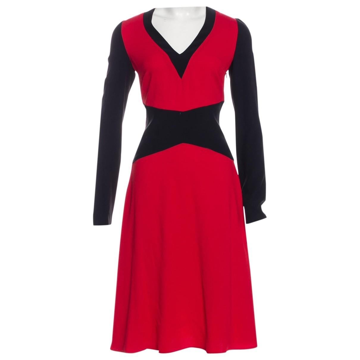 Giulietta \N Kleid in  Rot Synthetik