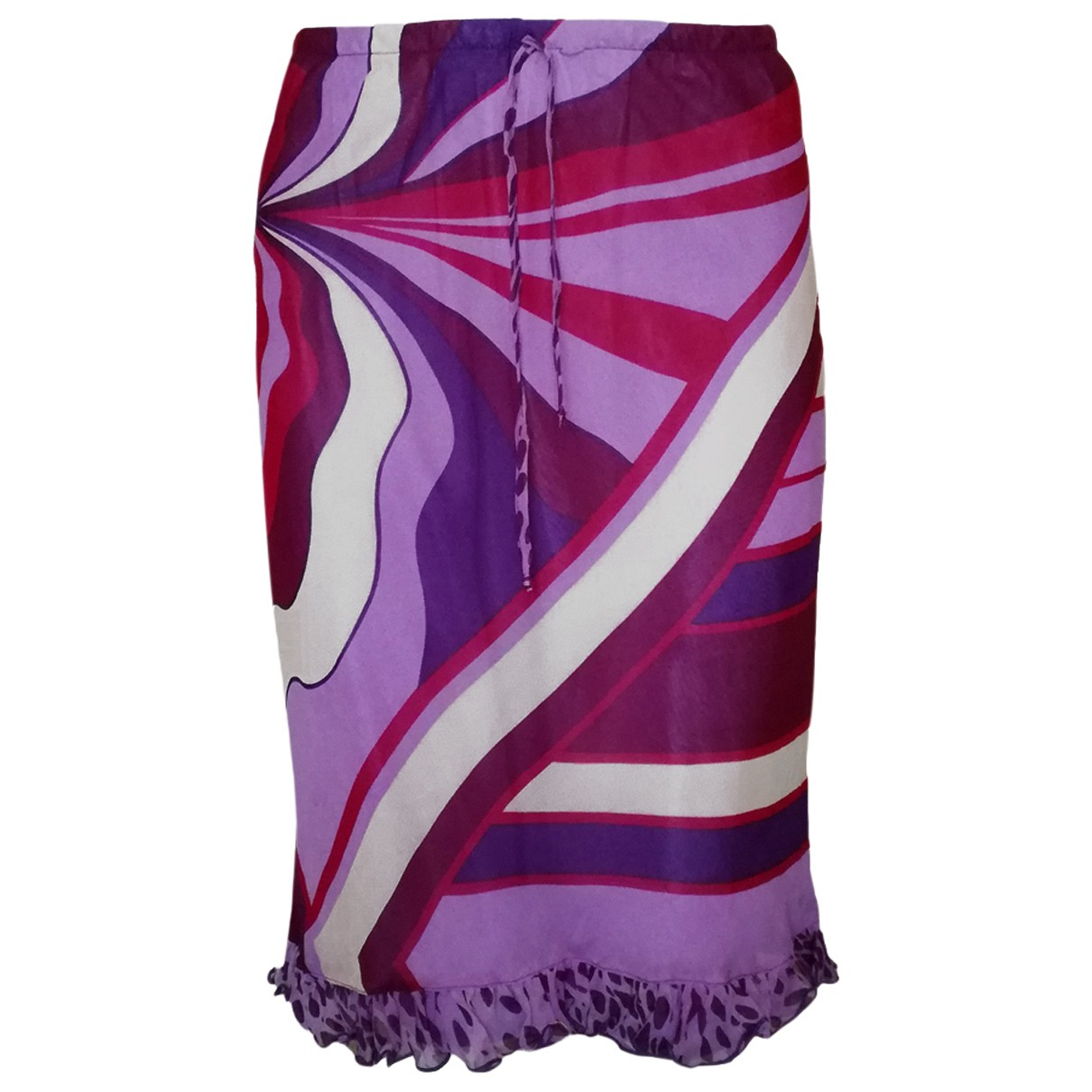 Parosh N Multicolour Silk skirt for Women S International