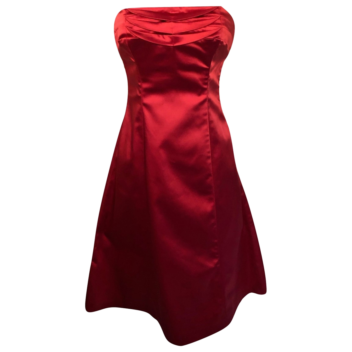 Coast \N Red dress for Women 8 UK