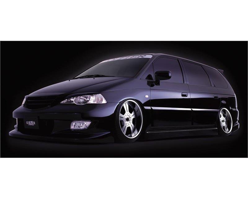 VeilSide 1999-2003 Honda Odyssey JDM RA6 Goltier Eye Line (FRP)