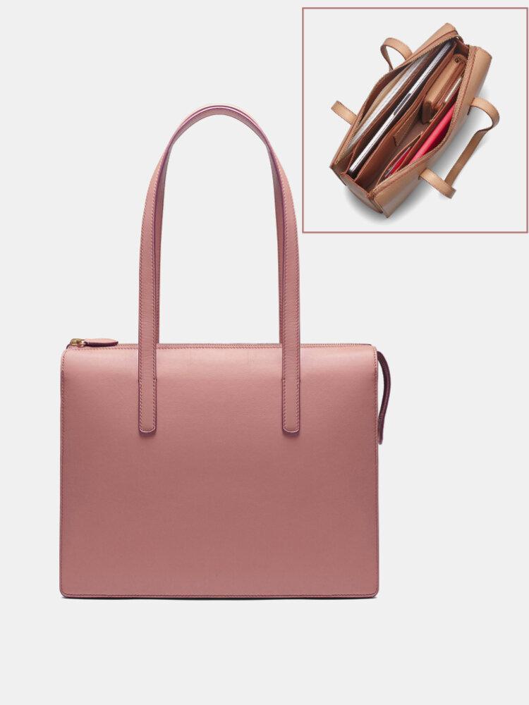 Women Multifunction 13.3 Inch Laptop Briefcase Business Handbag Shoulder Bag Tote
