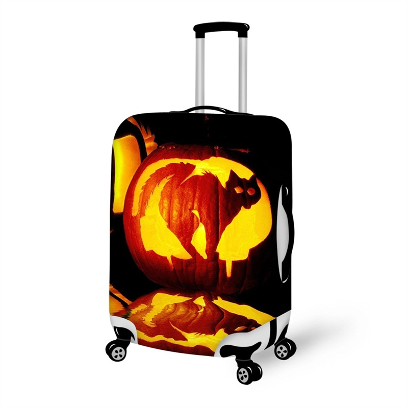 Cat in the Light Waterproof Suitcase Protector for 19 20 21