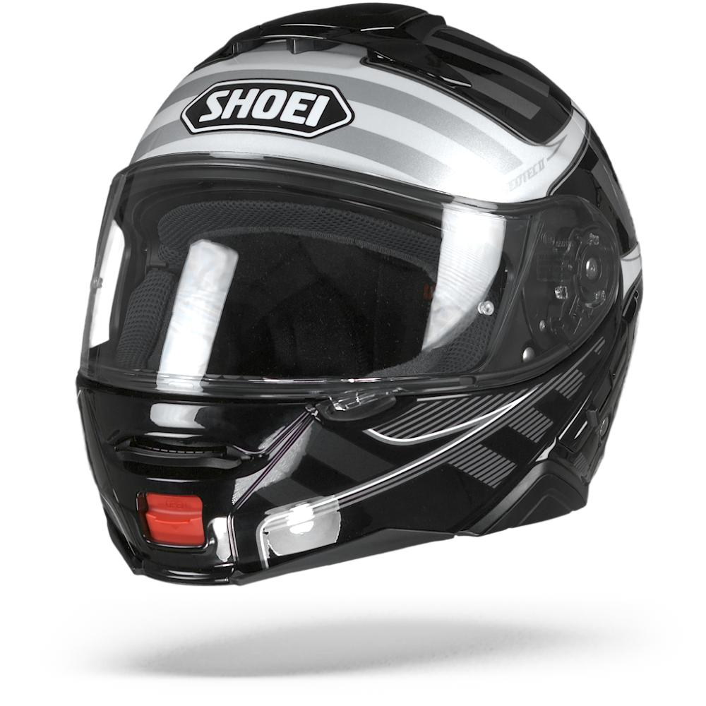 Shoei Neotec II Splicer TC-5 Negro Casco Integral  L