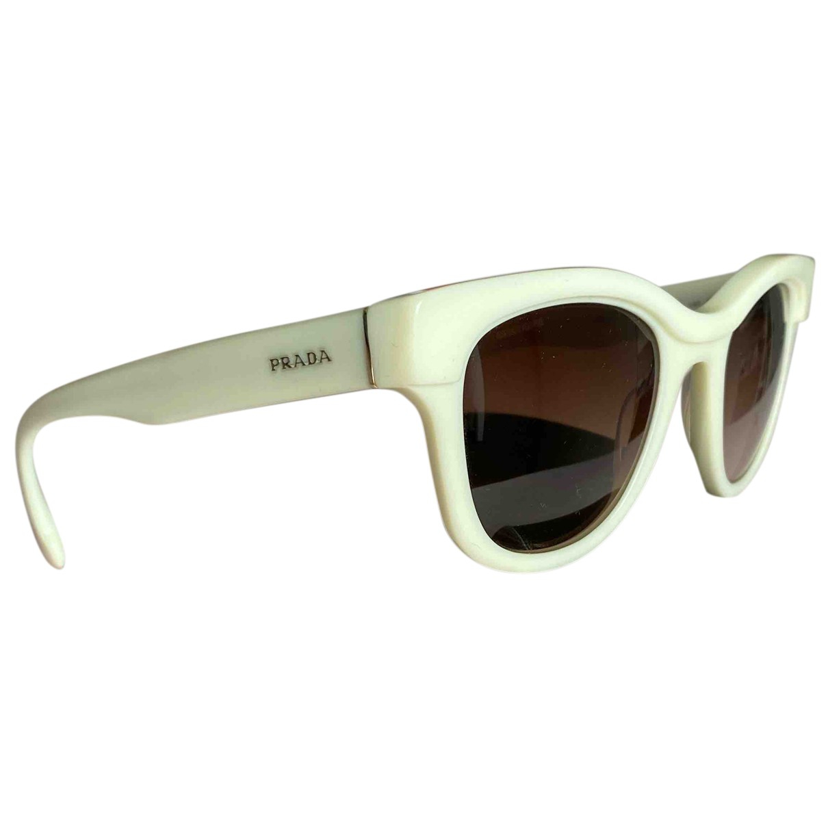 Prada N White Sunglasses for Women N
