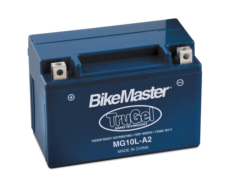 Bikemaster TruGel Motorcycle Battery Mg20l-bs