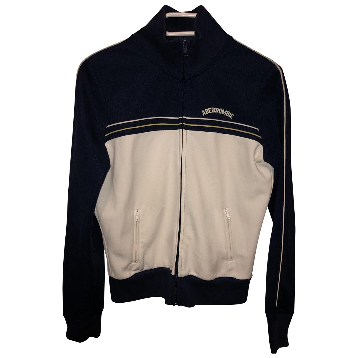 Abercrombie & Fitch \N Blue Cotton jacket for Women L International