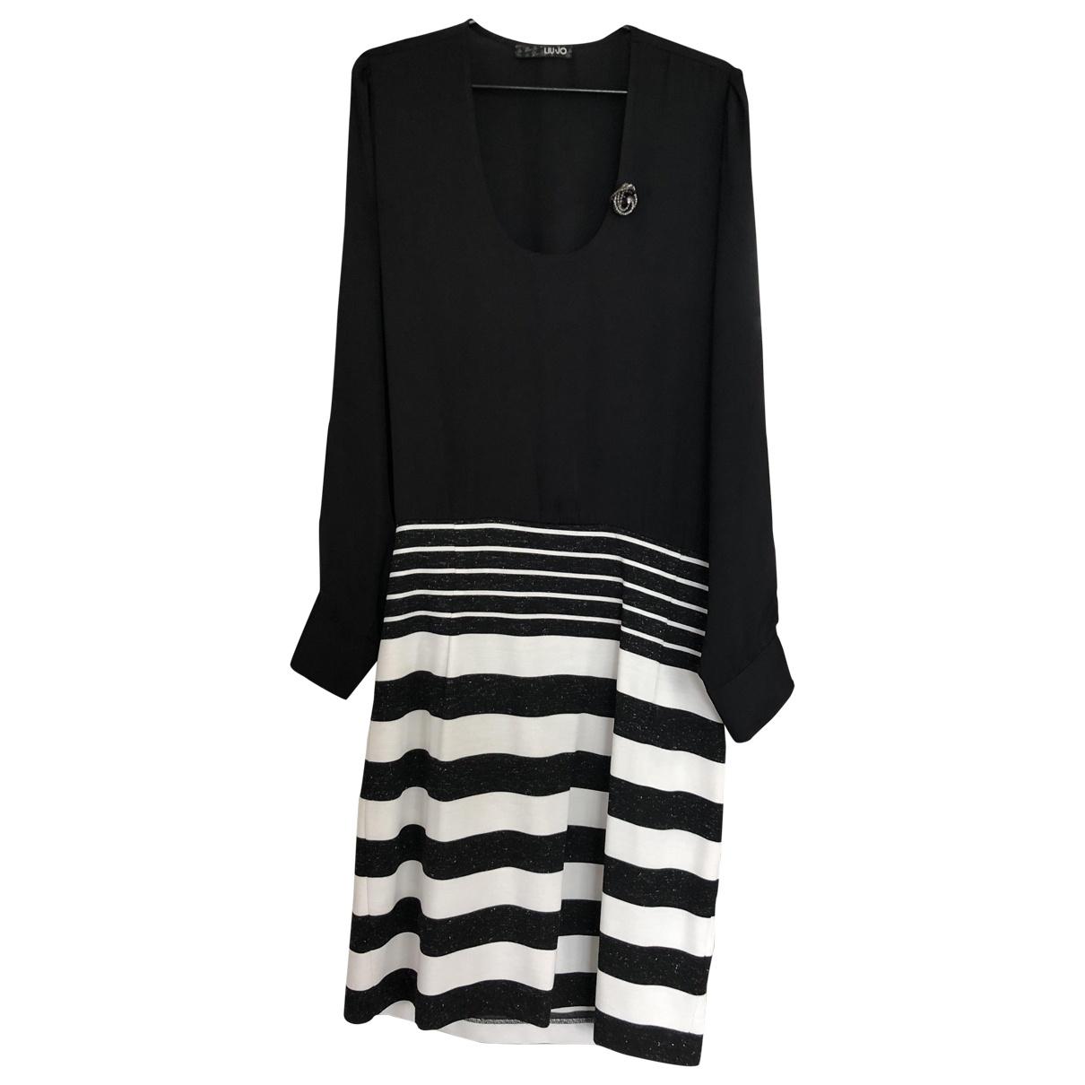 Liu.jo \N Black dress for Women 46 IT