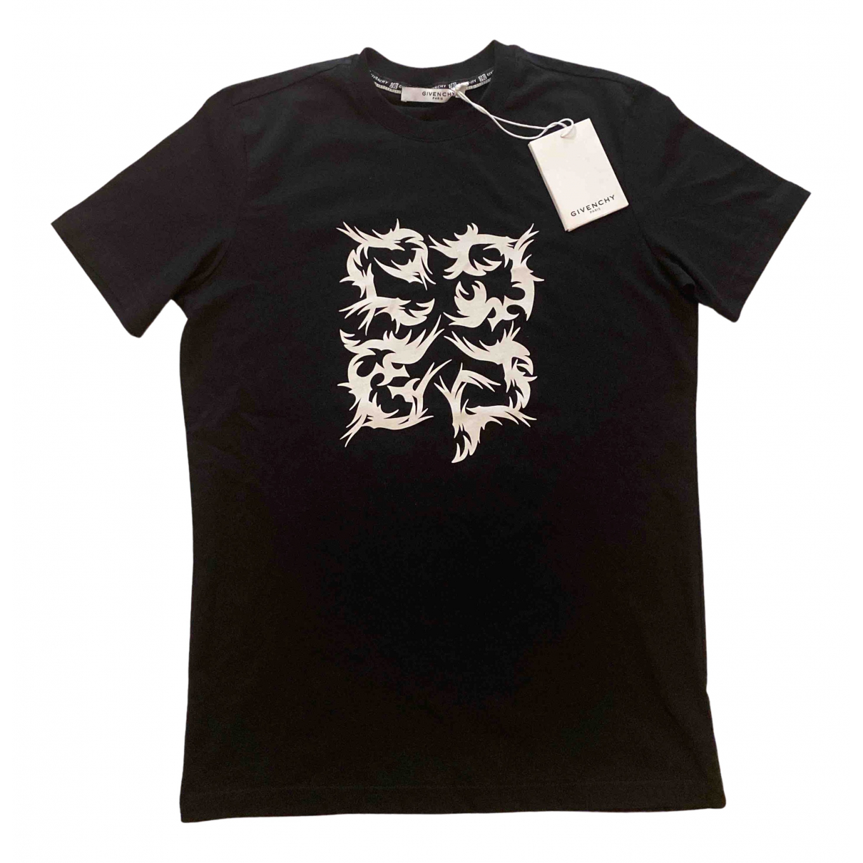 Givenchy \N Black Cotton T-shirts for Men S International