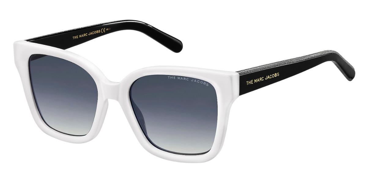 Marc Jacobs MARC 458/S CCP/9O Men's Sunglasses White Size 53