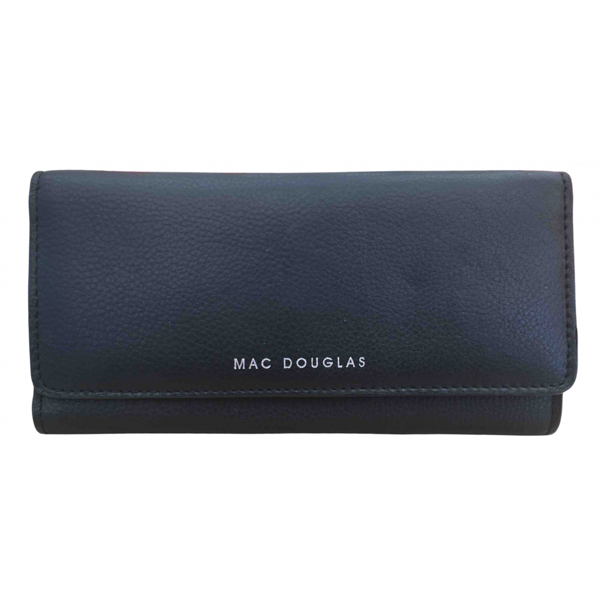 Mac Douglas N Black Leather Purses, wallet & cases for Women N
