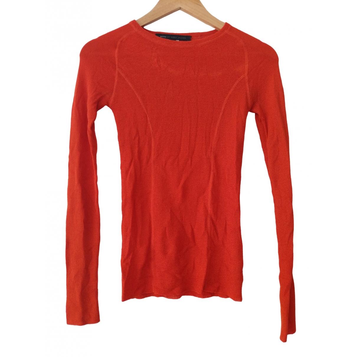 Marc By Marc Jacobs \N Orange Cotton Knitwear for Women S International