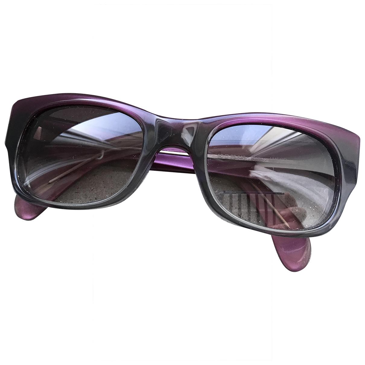 Oliver Peoples \N Purple Sunglasses for Women \N