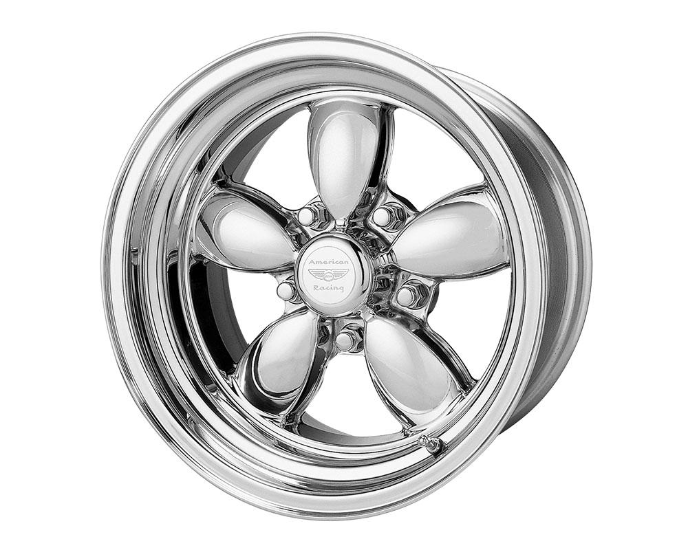American Racing VN420 Classic 200S Wheel 15x4 Blank +0mm Polished