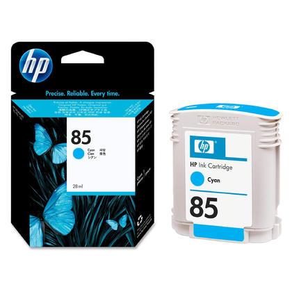 HP 85 C9425A cartouche d'encre originale cyan