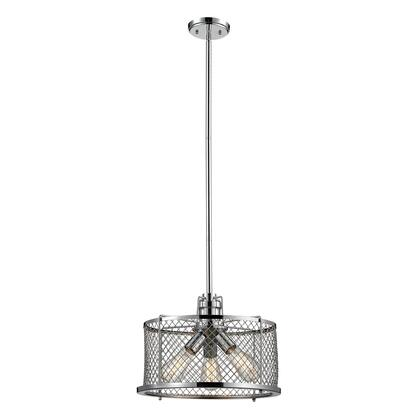 55002/3 Brisbane Collection 3 Light Pendant in Polished