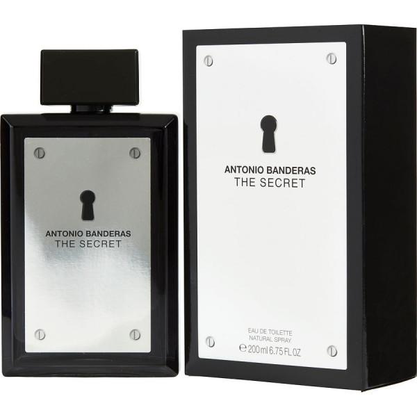 The Secret - Antonio Banderas Eau de Toilette Spray 200 ML