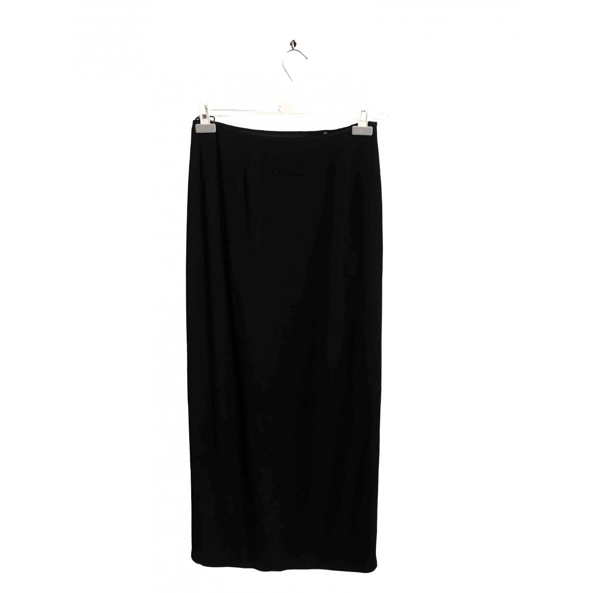 Jean Paul Gaultier \N Black skirt for Women 42 FR