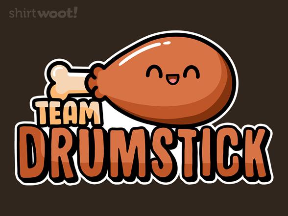 Team Drumstick T Shirt