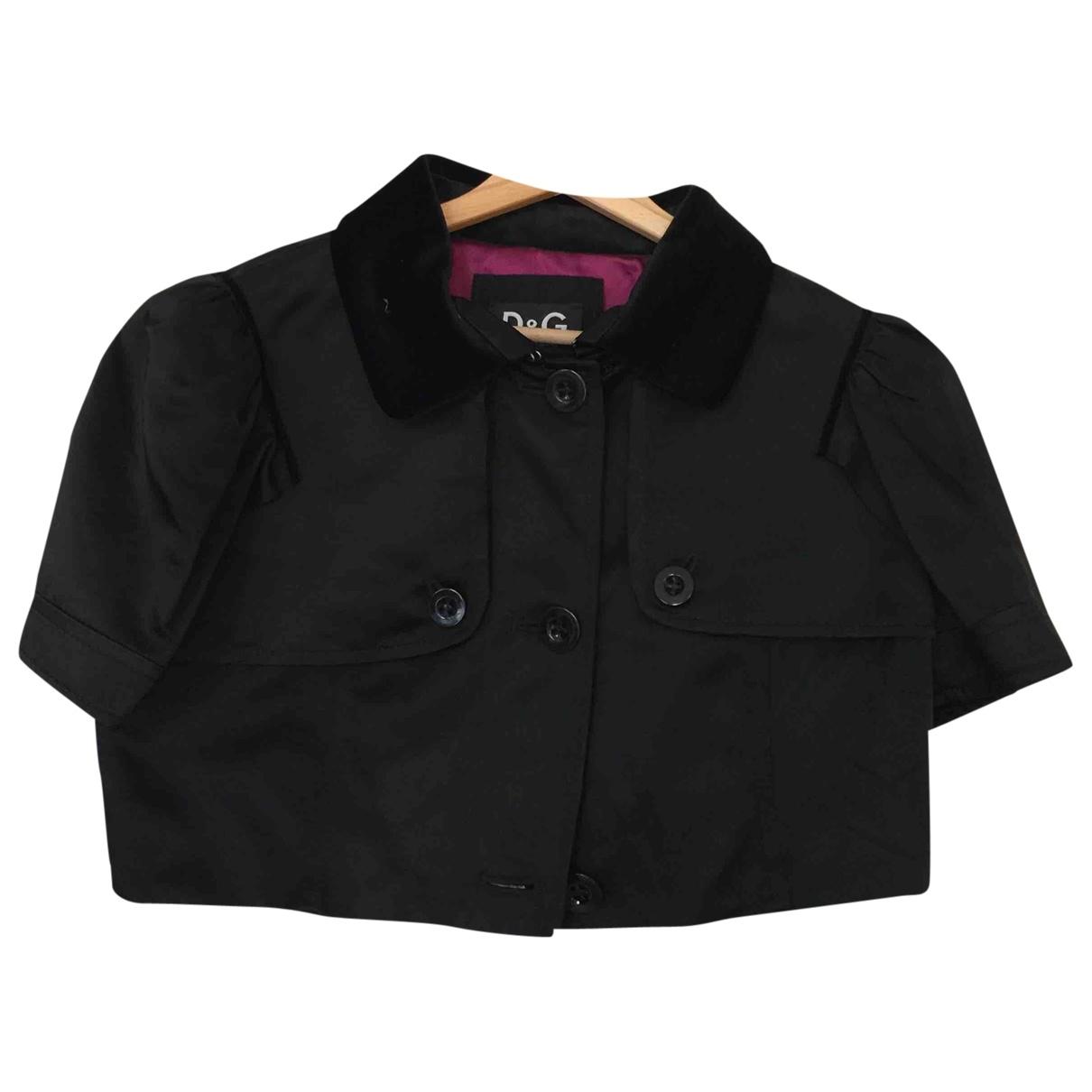 D&g \N Black jacket for Women 46 IT