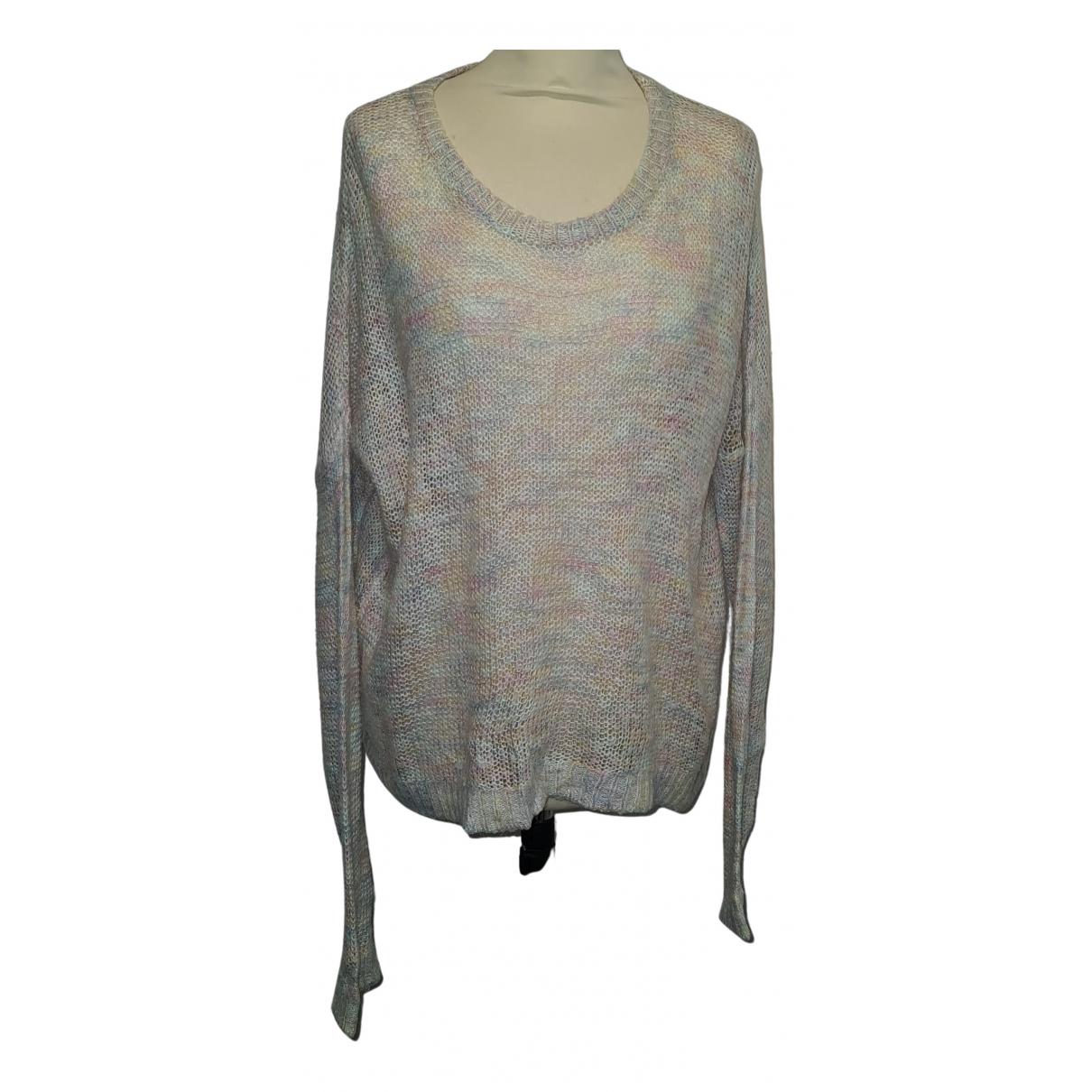Monki N Pink Wool Knitwear for Women L International