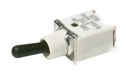 C & K SPDT Toggle Switch, On-(On), IP57, PCB (50)