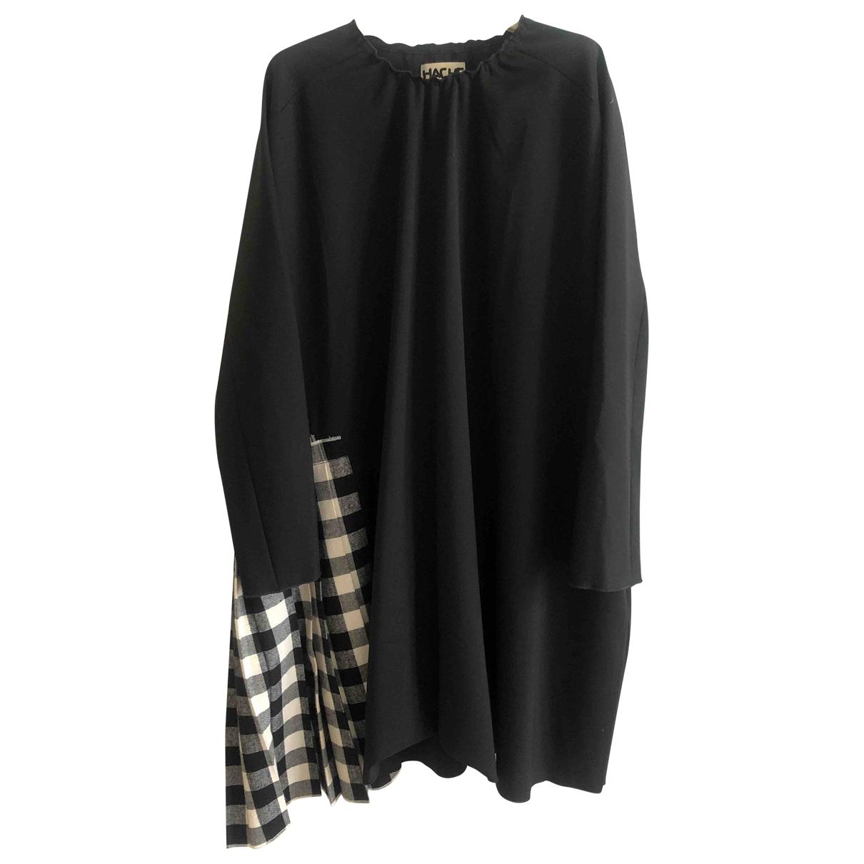 Hache \N Black dress for Women 42 IT