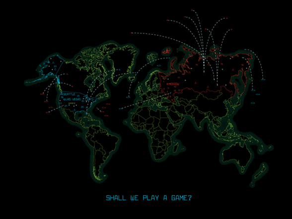 Global Thermonuclear War T Shirt