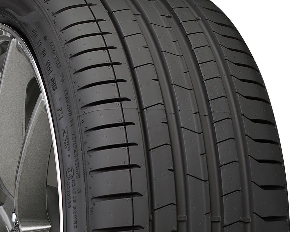 Pirelli 2596200 P Zero PZ4 Luxury Tire 245/35 R20 95Y XL BSW MB RF
