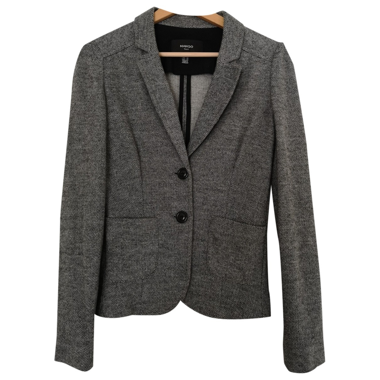 Mango \N Grey jacket for Women S International